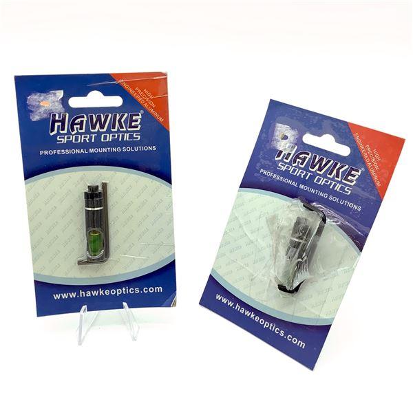 2 Hawke Sport Optics Bore Scope Bubble Level with 9-11mm Clamp