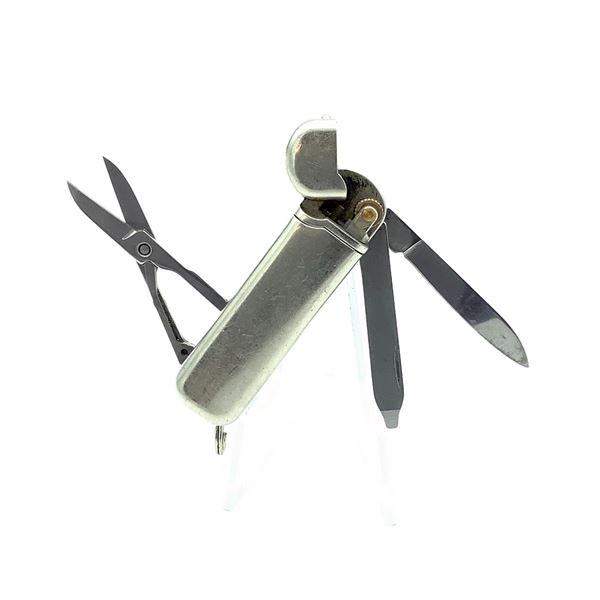 Kowell Multi-Purpose Lighter with Pocket Knife & Tools