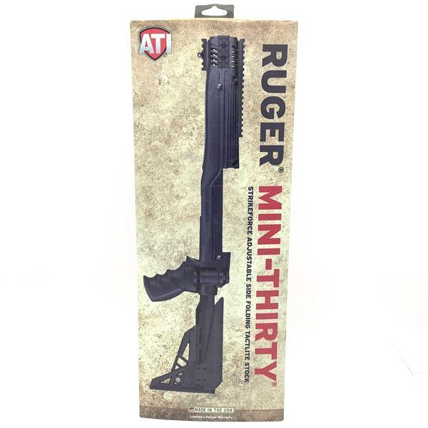 Ruger Mini-Thirty Strikeforce Adjustable Side Folding Tactile Stock