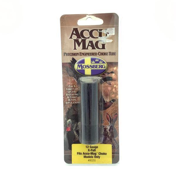 Mossberg Accu-Mag 12Ga X-Full Choke, New