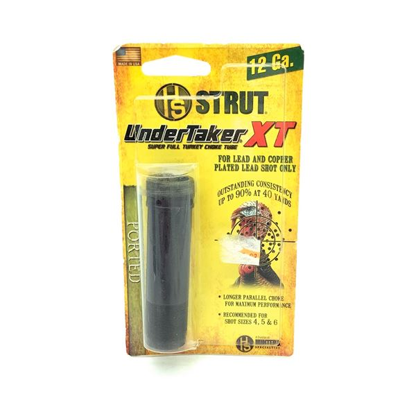 HS Strut Undertaker XT Super Full 12Ga Turkey Choke for Mossberg 835/935, New