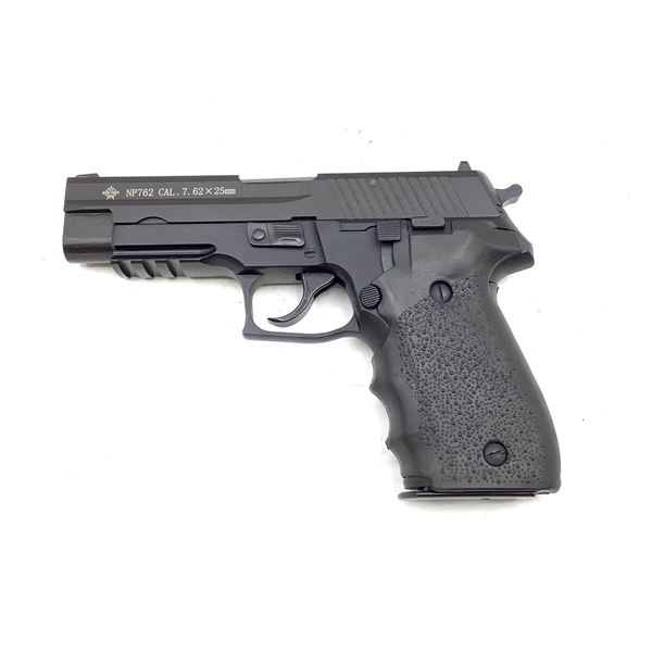 Norinco, NP762, 7.62x25, Semi Auto Pistol, New.