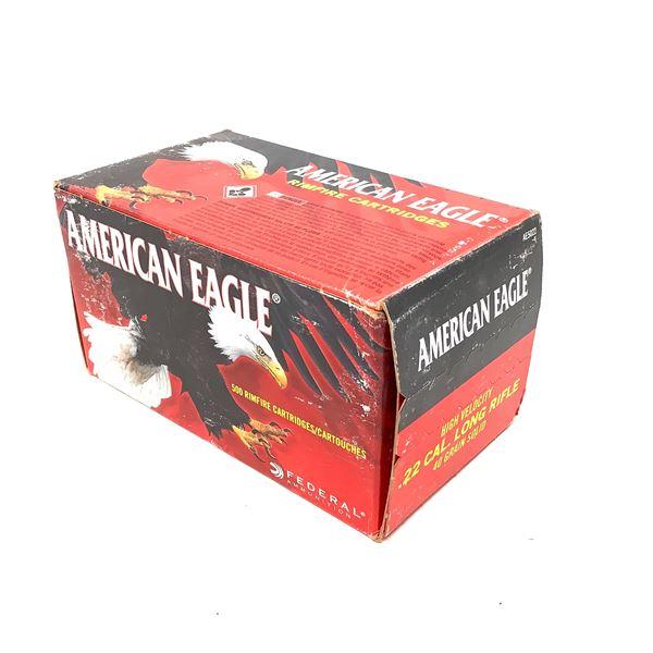American Eagle 22LR Ammunition - 500 Rnds