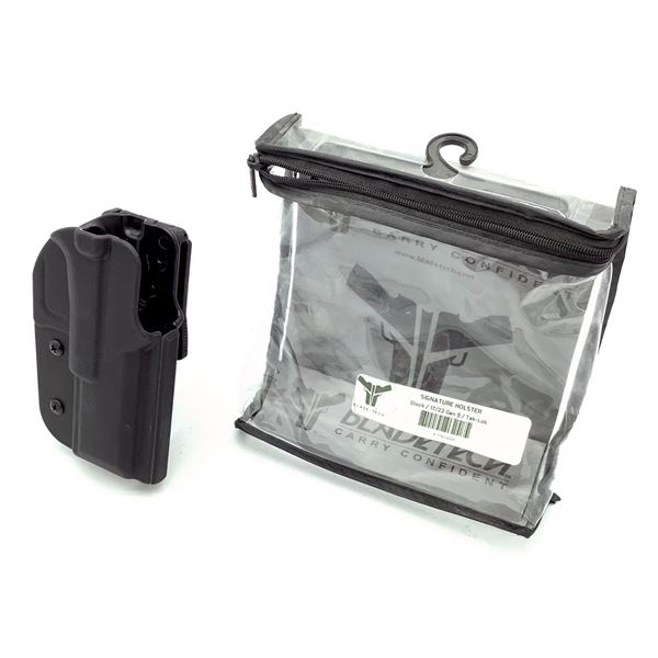 Blade-Tech Signature Holster for Glock 17/22 Gen 5 TekLok, New