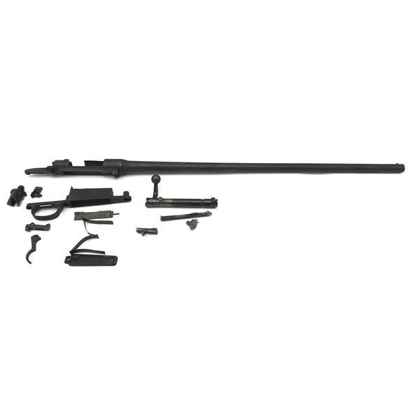 Mauser 98 Geha 12Ga Shotgun Parts Lot