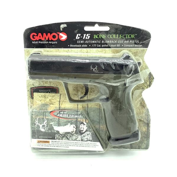 Gamo Bone Collector CO2 Air Pistol in .177 Cal