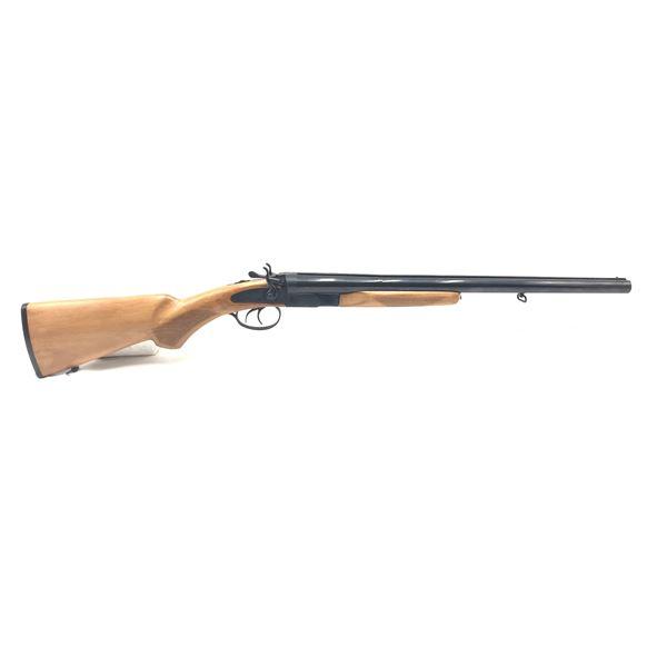 "Century Arms International SPW12 Side by Side Shotgun, 12Ga 3"", Used"