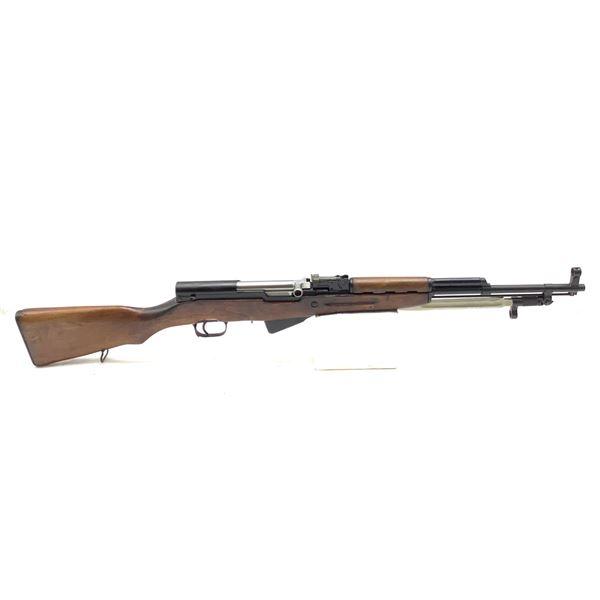 Russian SKS,  7.62X 39, Semi Auto Rifle