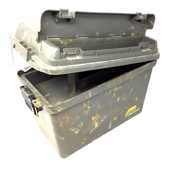 Plano Plastic Ammo Can With Tray