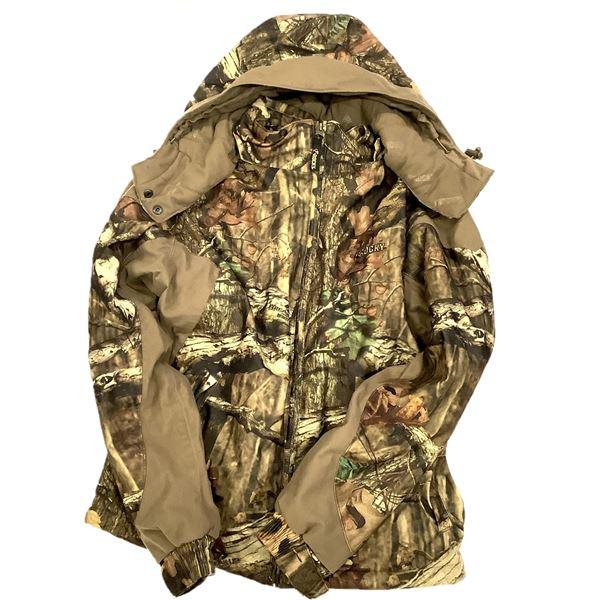 Rocky Fall Camo Jacket, Size Medium, Like New