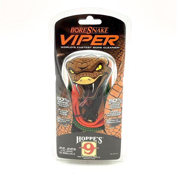 Hoppe's Viper Boresnake for 22 Cal Rifle, New