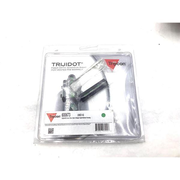 Trijicon, Fiber Optic Shotgun Sight, New.