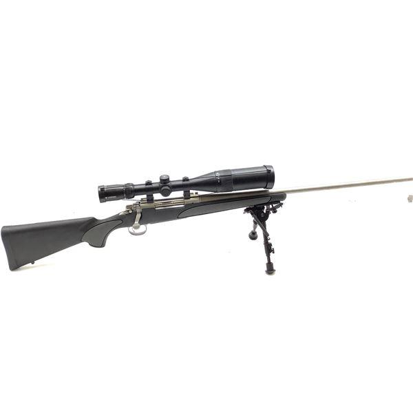 Remington 700, Bolt Action Rifle, 300 Win Mag, 6-24x50 Vortex Optic and Bipod