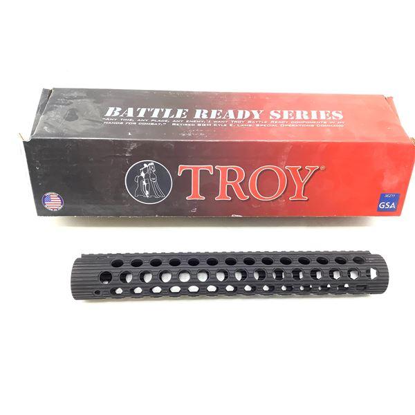 "Troy Industries, AR15 Alpha Rail 13"", New."
