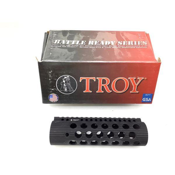 "Troy Industries, AR10 Alpha Rail 7.2"", New."