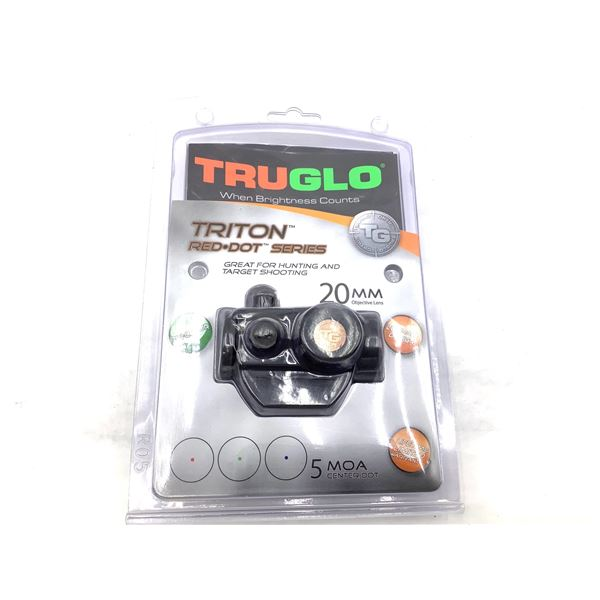 Truglo, Red Dot, New.