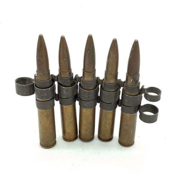 50 BMG Dummy Rounds, 5 Pc