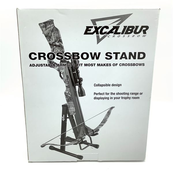 Excalibur Crossbow Stand, New