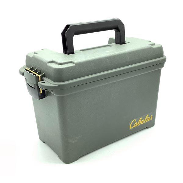 Cabella's Plastic Ammo Can