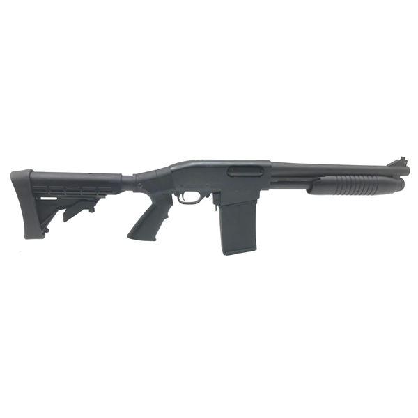 "Dominion Arms Grizzly Mag Fed Pump Action Shotgun, 12 Ga 3"""