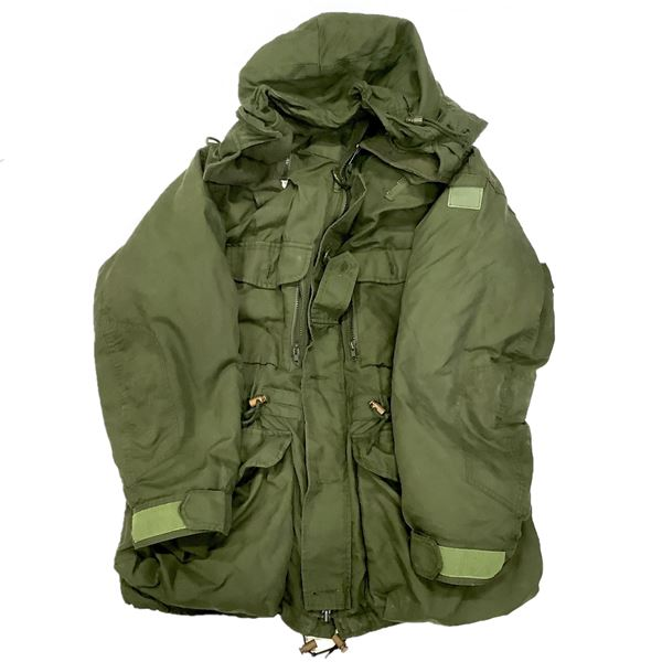 Military Parka Size 70/44, ODG