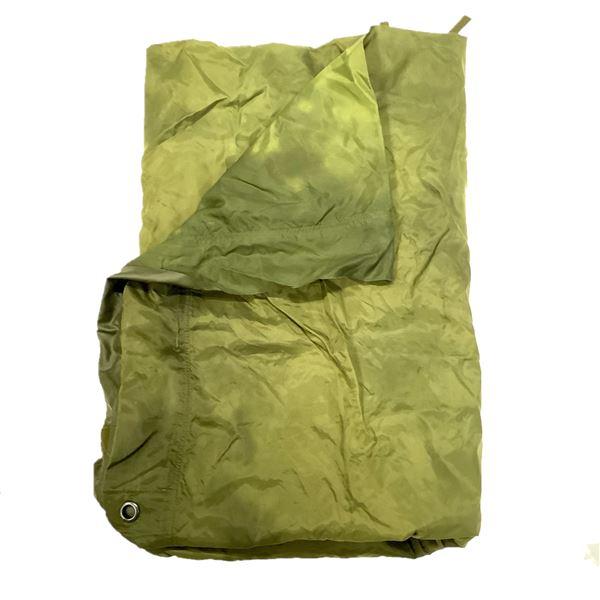 Military Ground Sheet/ Half Shelter, ODG
