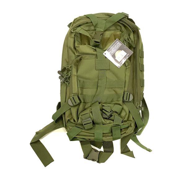 NCStar VISM Tactical Backpack, ODG, New