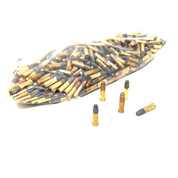 Assorted Loose 22 LR Ammunition