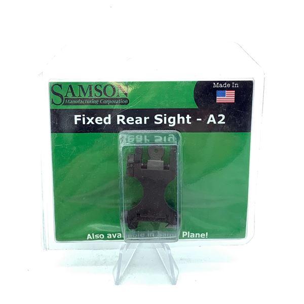 Samson Fixed Rear Sight A2, New