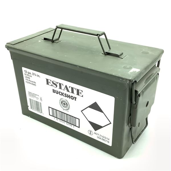 Metal Ammo Can