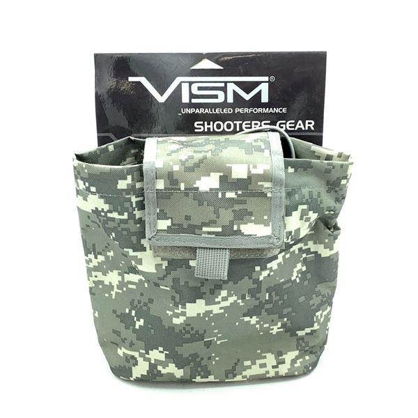 NCStar VISM Dump Pouch, Digital Camo, New