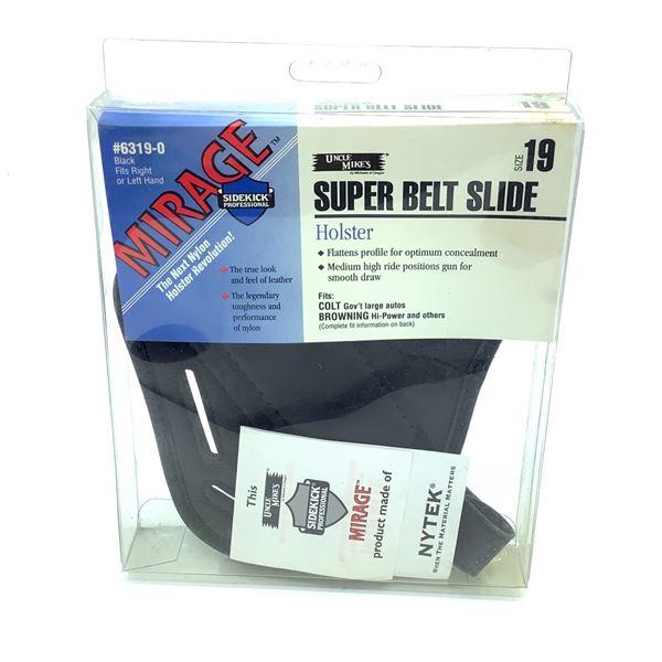 Uncle Mike's Super Belt Slide # 19 RH/LH, New