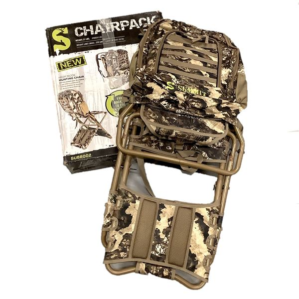 Chairpack 2.5, Wt 21 Lbs, Backpack/ Hunting/ Turkey Chair