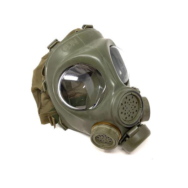 C4 Gas Mask, Medium