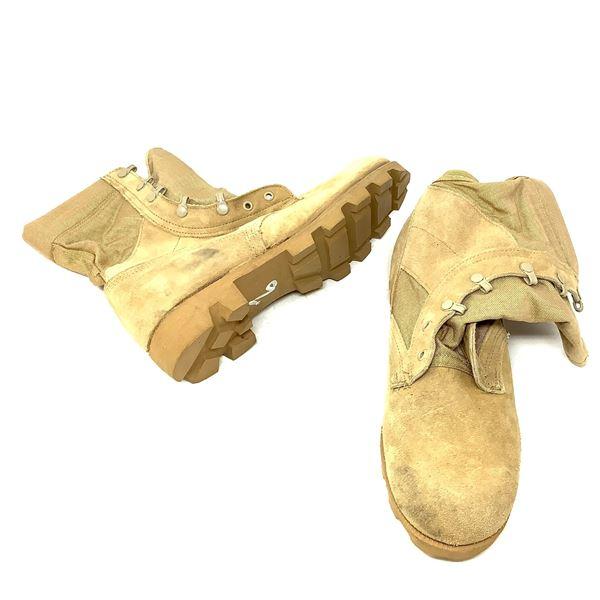 Desert Boots, Tan, Size 9.5 Wide