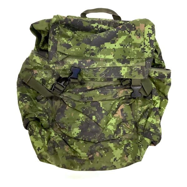 Backpack, Cad Pat