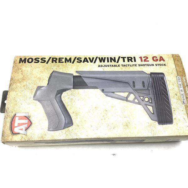 ATI Adjustable Mossberg, Remington, Savage, Winchester, Tristar, Shotgun Stock, New.