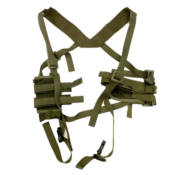 Browning Hi Power Shoulder Holster With 2x Magazine Pouch