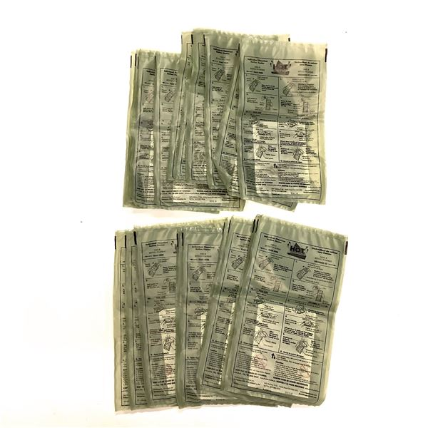 Ration Heater Bags