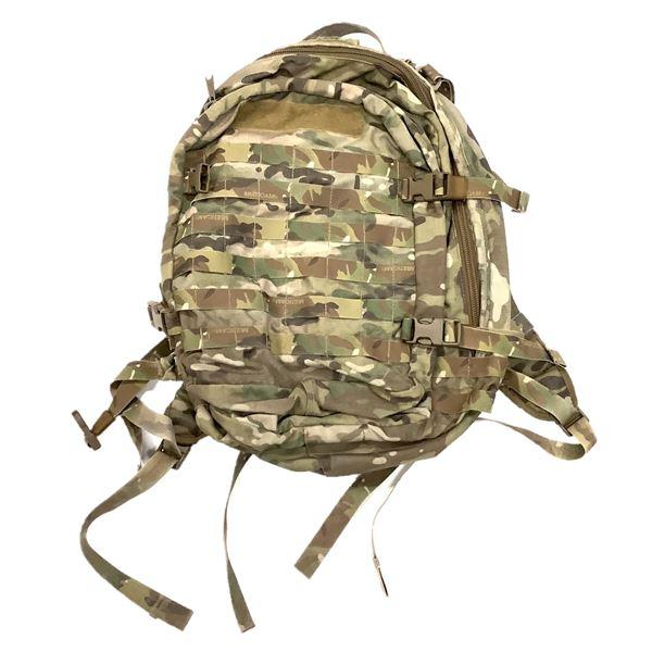 Warrior Gear Backpack, Multicam