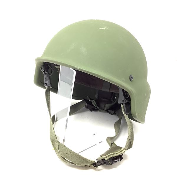 Military Helmet Size Small, Olive Drab
