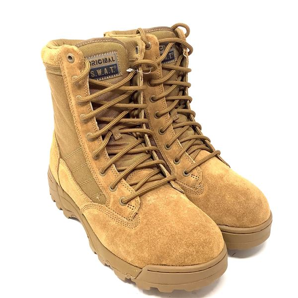 SWAT Boots, Size 10.5 Wide, New