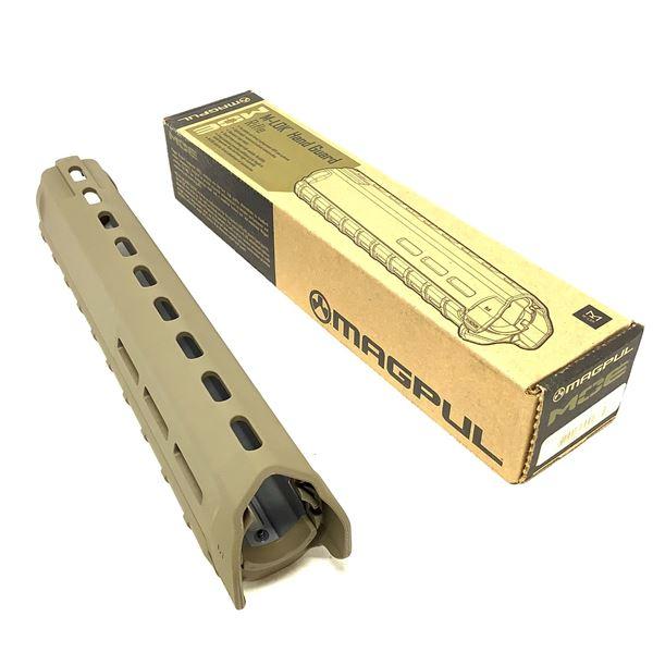 Magpul MOE M-Lok Handguard Rifle-Length, FDE, New