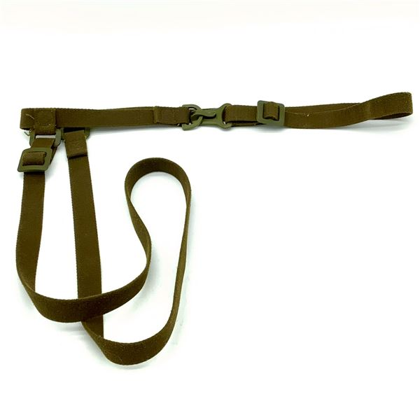 CDN Military 82 Pattern Gas Mask Carrier Straps