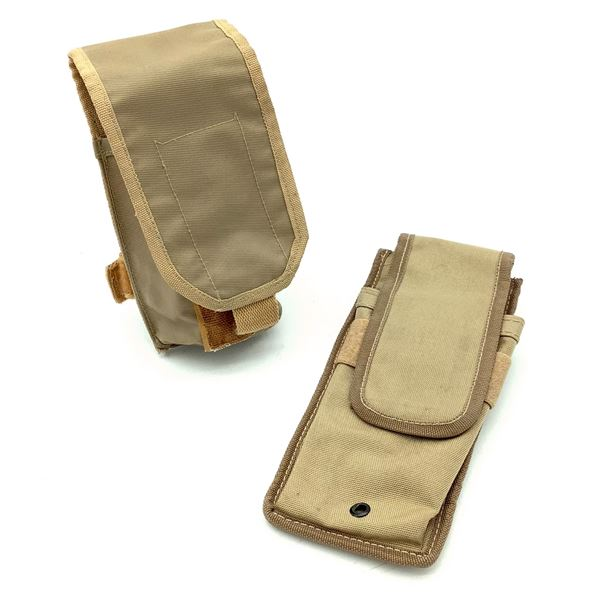 Military Tac Vest Utility and Mag Pouch