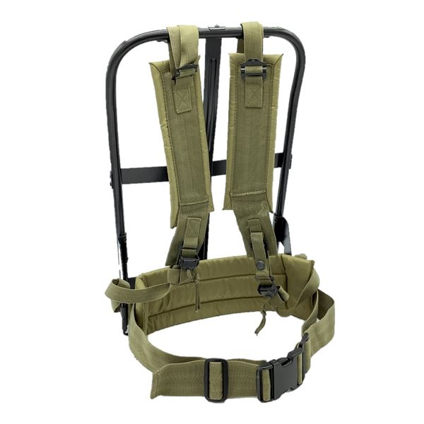 Complete Military Rucksack Frame and Straps