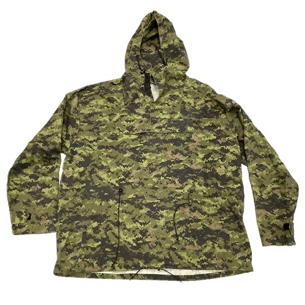 Military Style Parklands Canada Poncho, 2XL