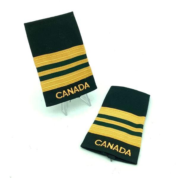 Army Major Rank Epaulettes