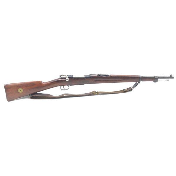 1899 Swedish Mauser 1896/38 Bolt-Action Service rifle, 6.5X55