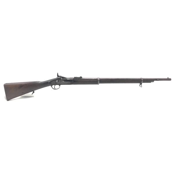 Canadian Snider-Enfield Mark II** Two-Band Breech-Loading Single-Shot Rifle. 577 Snider